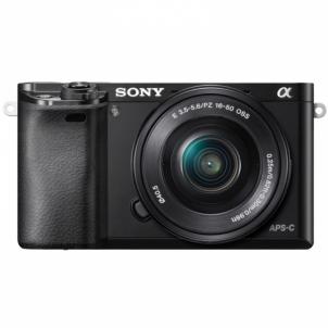 Skaitmeninis veidrodinis fotoaparatas ILCE-6000LB