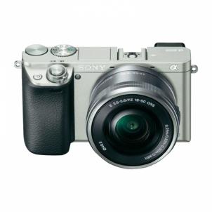 Skaitmeninis veidrodinis fotoaparatas ILCE-6000LS Skaitmeniniai veidrodiniai fotoaparatai