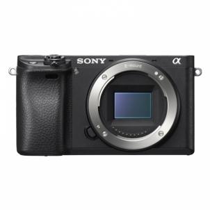 Skaitmeninis veidrodinis fotoaparatas ILCE-6300B Skaitmeniniai veidrodiniai fotoaparatai