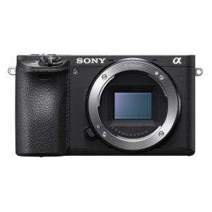 Skaitmeninis veidrodinis fotoaparatas ILCE-6500B Skaitmeniniai veidrodiniai fotoaparatai
