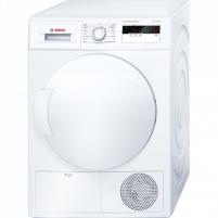 Skalbimo mašina Bosch Serie 4 WTH83007SN A+, White, 59.9 cm, 59.8 cm
