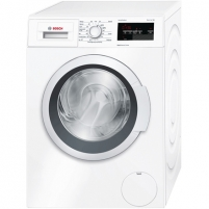 Washing machine Bosch Washing machine WAT283T8SN Front loading, Washing capacity 8 kg, 1400 RPM, Direct drive, A+++, Depth 59 cm, Width 59.8 cm, White, LED, Display,