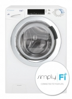 Washing machine Candy GSF 138TWC3/1-S Washing machines