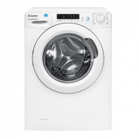 Skalbimo mašina Candy Washing machine CS 1072D3/1 Front loading, Washing capacity 7 kg, 1000 RPM, A+++, Depth 52 cm, Width 60 cm, White, NFC, Display, Yes, Veļas mazgājamās mašīnas