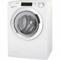 Skalbimo mašina Candy Washing Machine with dryer GVSW40464TWC-S Front loading, Washing capacity 6 kg, Drying capacity 4 kg, 1400 RPM, B, Depth 42 cm, Width 60 cm, White, Display, NFC, Steam function, LED, Drying system Veļas mazgājamās mašīnas