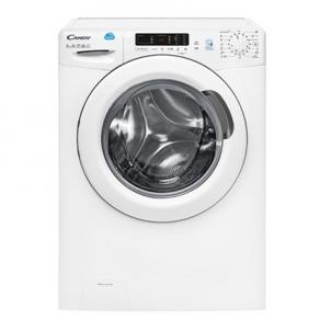 Skalbimo mašina Candy Washing mashine CS3 1052D2-S Front loading, Washing capacity 5 kg, 1000 RPM, A++, Depth 38 cm, Width 60 cm, White Skalbimo mašinos