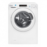 Skalbimo mašina Candy Washing mashine CS4 1062D3/1-S Front loading, Washing capacity 6 kg, 1000 RPM, A+++, Depth 40 cm, Width 60 cm, White, LED, Display, NFC
