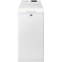 Washing machine Electrolux Washing machine EWT1262IEW Top loading, Washing capacity 6 kg, 1200 RPM, A++, Depth 60 cm, Width 40 cm, White, LED, Display,