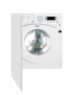 Skalbimo mašina Hotpoint-Ariston BWMD742(EU) Įmontuojamos skalbimo mašinos