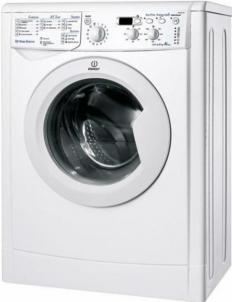 Skalbimo mašina Indesit EWSD 51051 W (EU)