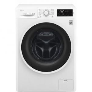 Skalbimo mašina LG Washing Machine F0J6WN0W Front loading, Washing capacity 6.5 kg, 1000 RPM, Direct drive, A+++, Depth 44 cm, Width 60 cm, White, Motor type Direct drive Skalbimo mašinos