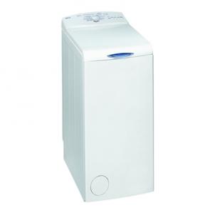 Skalbimo mašina Whirlpool Washing mashines AWE 4519/P Top loading, Washing capacity 5 kg, 1000 RPM, A+, Depth 60 cm, Width 40 cm, White,