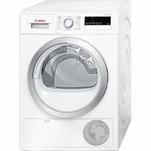 Skalbinių džiovyklė Dryer Bosch WTN86201PL Skalbinių džiovyklės