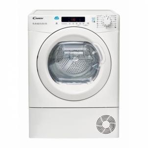 Skalbinių džiovyklė Dryer Candy CSH9A2DE-S | 9 kg | A++ | NFC | Heat pump Laundry dryers