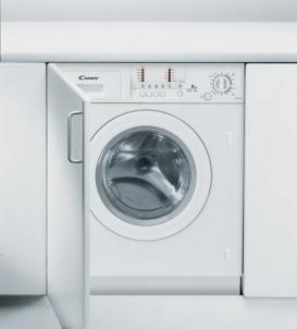 Skalbyklė Candy CWB1307-01S Įmontuojamos skalbimo mašinos