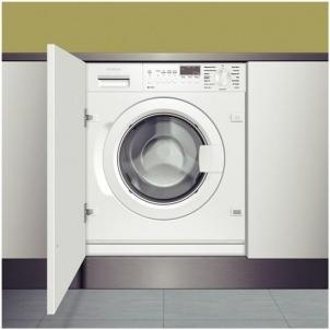 Skalbyklė Siemens WI-14S440 Įmontuojamos skalbimo mašinos