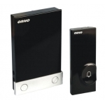Skambutis durų bevielis, mait.: skambutis 3xAAA(nekomplekt.), mygtukas 12V (komplekt.) Specialios paskirties jungtukai