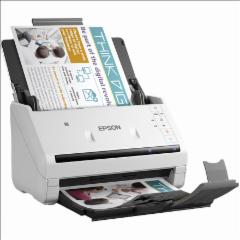 Skeneris Epson WorkForce DS-570W Sheet-fed, Document Scanner