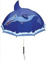 Skėtis Blooming Brollies Children´s umbrella Kido rable Doplhin U0100DOL Umbrellas