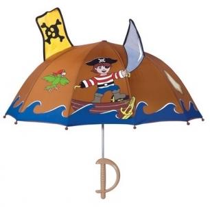 Skėtis Blooming Brollies Kids Holovaty umbrella Kidorable Pirate U0100PIR Lietussargi