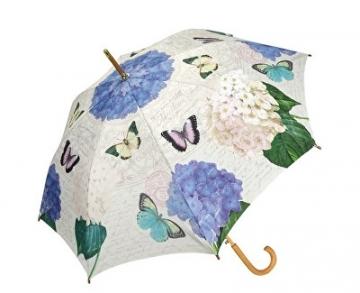 Skėtis Blooming Brollies Ladies Holovaty umbrella Coynes Butterfly and Flower Stick COSBYF Lietussargi