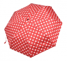 Skėtis Doppler Ladies folding umbrella Ballon 700165PBL Red Umbrellas