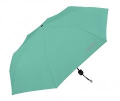 Skėtis Esprit Folding mechanical umbrella Mini Basic Agate Green