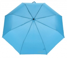 Skėtis Esprit Ladies folding umbrella Mini Basic uni Blue Umbrellas