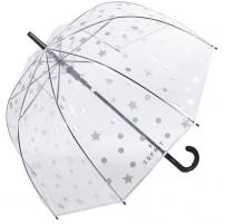 Skėtis Esprit Ladies Long Umbrella Long AC Domeshape dots & dots Lietussargi
