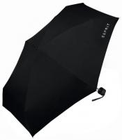 Skėtis Esprit Petito Black folding umbrella Umbrellas