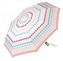 Skėtis Esprit Umbrella Easymatic Light Happy Dots Skėčiai