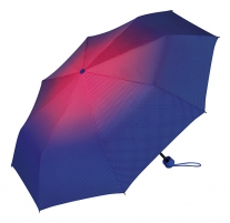 Skėtis Esprit Women´s folding Umbrella Super Mini Sunrise Beetroot Umbrellas