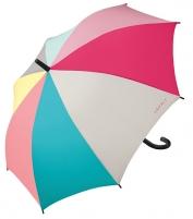 Skėtis Esprit Women´s Long AC Umbrella Multi color Skėčiai