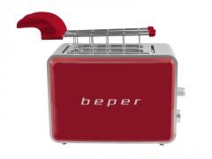 Skrudintuvas Beper BT.001R Toasters, deep fryers