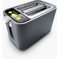 Skrudintuvas Carrera Quartz No. 552 Toaster Grey, 860 W, Number of slots 2, Number of power levels 9, Tosteri, fritieri