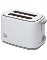 Skrudintuvas FORME FST-713 white Toasters, deep fryers