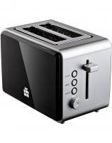 Skrudintuvas FORME FST-851 Silver-Black Toasters, deep fryers