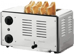 Skrudintuvas Gastroback Rowlett Toaster 4 slices 42004 Skrudintuvai, gruzdintuvės