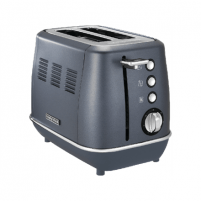 Skrudintuvas Morphy richards Toaster 224401 Steel Blue, Stainless steel, 900 W, Number of slots 2, Number of power levels 7, Tosteri, fritieri