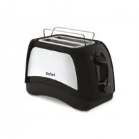 Skrudintuvas TEFAL Toaster TT131D16 Black/Stainless steel, 870 W, Number of slots 2, Number of power levels 7, Bun warmer included Skrudintuvai, gruzdintuvės
