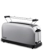 Skrudintuvas Toaster Russell Hobbs 21396-56 Oxford | silver Tosteri, fritieri