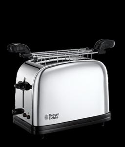 Skrudintuvas Toaster Russell Hobbs 23310-57 Chester   inox