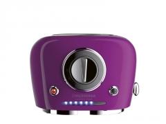 Skrudintuvas ViceVersa Tix Pop-Up Toaster purple 50041 Skrudintuvai, gruzdintuvės