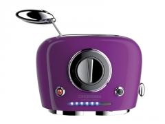 Skrudintuvas ViceVersa Tix Toaster purple 10041 Skrudintuvai, gruzdintuvės