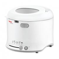 Skrudintuvė TEFAL FF123130 Deep Fryer, Capacity 1kg, Auto turn-off, Power 1600W, White