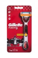 Skustuvas Gillette Fusion 5 Power Razor 1vnt Waxing