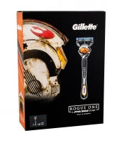 Skustuvas Gillette Fusion Proglide Rogue One A Star Wars Story Razor 1vnt Waxing