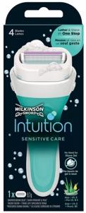 Skustuvas moterims Wilkinson Sword Wilkinson Intuition Naturals Sensitive Waxing