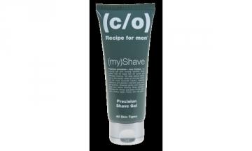 Skutimosi gelis C/O Recipe for men Precision Shaving Gel 100 ml. Skutimosi želė