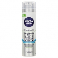 Skutimosi gelis Nivea (3 Day Beard Shave Gel) 200 ml Skutimosi putos